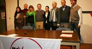Incontro a Morciano con Giulia Sarti